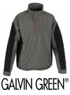 Galvin Green Ashford Half Zip Jacket GTX Gull Grey/Black