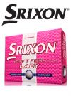 Srixon Soft Feel Ladies Golf Balls 1 Dozen