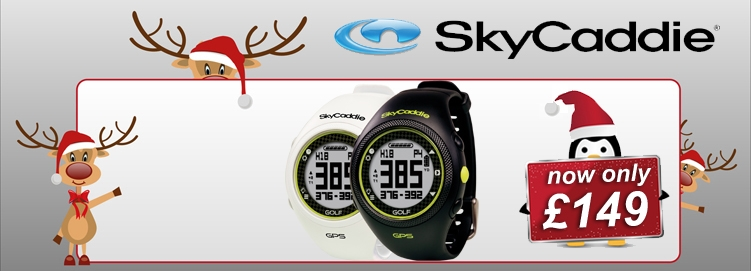 Visit http://www.completegolfer.co.uk/skycaddie-watch/