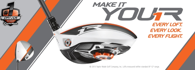 Visit http://www.completegolfer.co.uk/taylormade-r1-driver/