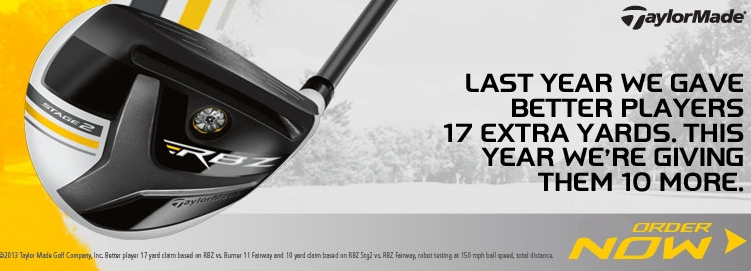Visit http://www.completegolfer.co.uk/taylormade-rbz-stage-2-fairway-woods/