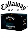 Callaway Golf  Warbird Plus Golf Balls 1 Dozen