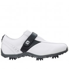 FootJoy LoPro Collection Ladies Shoes White/Black 97157