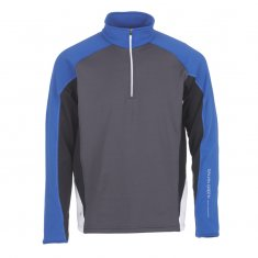 Galvin Green Don Pullover Imperial Blue/Iron Grey/Black/White