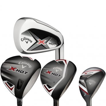 Callaway X Hot Ladies Package Set