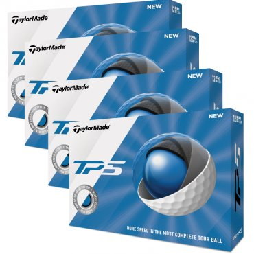 Taylormade TP5 BUY 3 get 1 FREE (With Free Personalisation)
