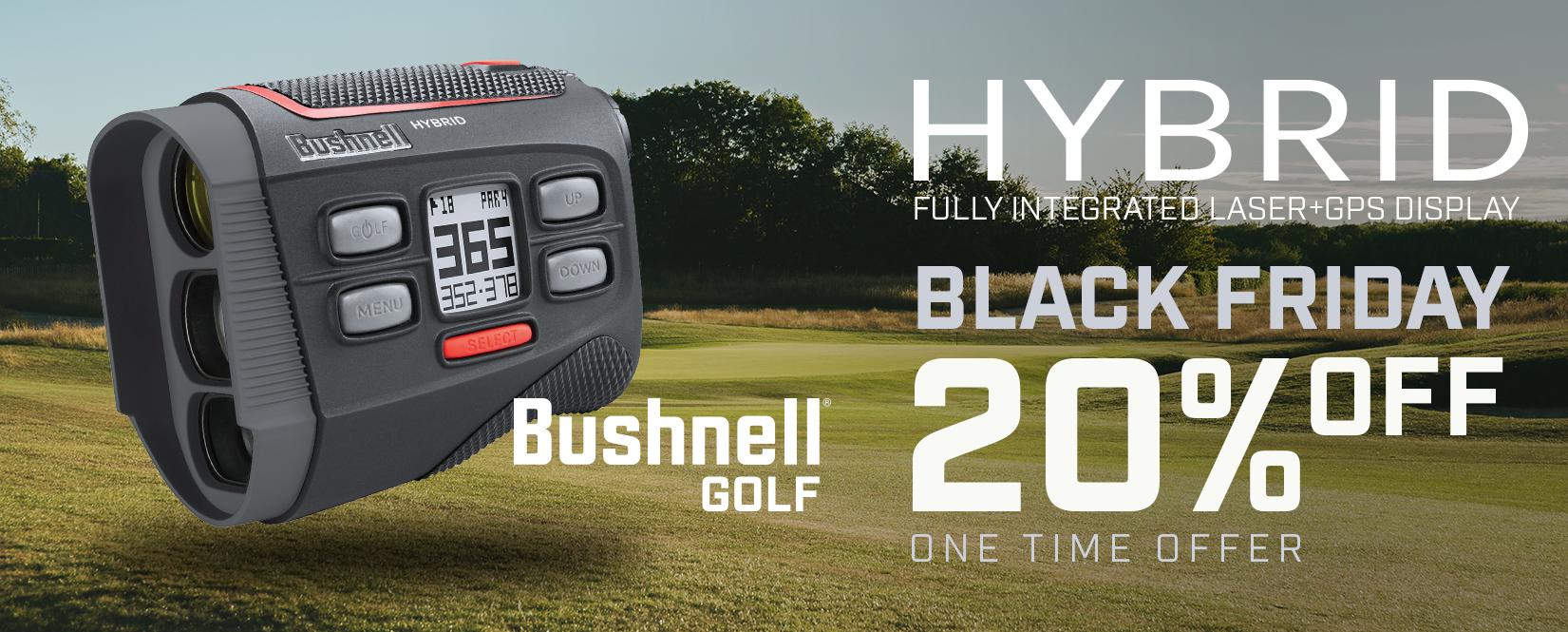 Bushnell Hybrid Black Friday
