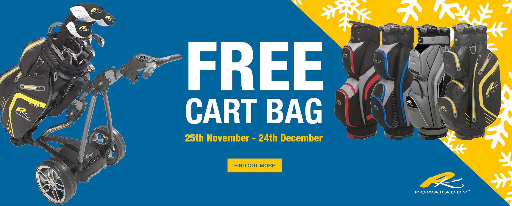 Powakaddy Free Bag
