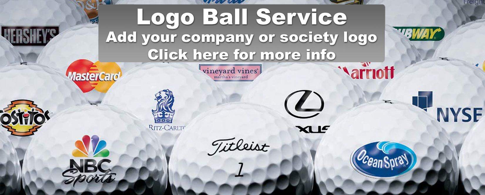 Titleist Logo Ball Service