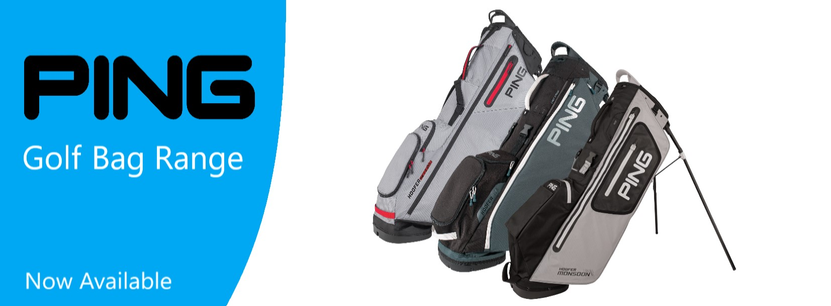 Ping Stand Bags