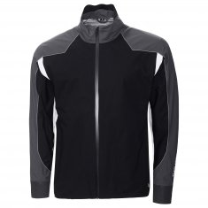 Galvin Green Achilles C-Knit Jacket Black/ Iron Grey/ White