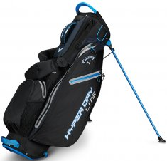 Callaway Hyper Dry Lite Stand Bag Black/Royal/Silver
