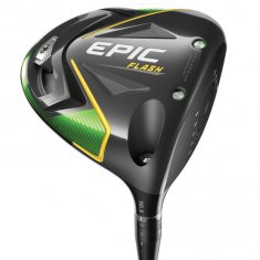 Callaway Epic Flash Driver With FREE Balls