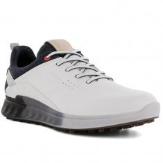 Ecco M Golf S Three Golf Shoes White Dritton