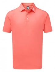 Footjoy Stretch Pique Shirt Watermelon