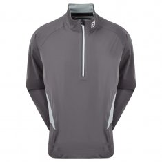 Footjoy Hydroknit Waterproof Jacket Charcoal/Grey