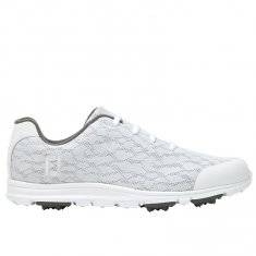 FootJoy enjoy Ladies Golf Shoes White/ Grey 95712