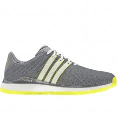 adidas Tour 360 XT-SL 2.0 Golf Shoes Textile Grey/White/Yellow FW5596