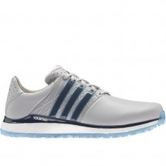 adidas Tour 360 XT-SL 2.0 Golf Shoes Grey/Navy/Blue FY9801