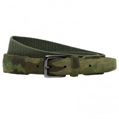 Galvin Green Edge Camo Belt Green