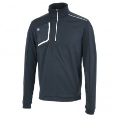 Galvin Green Dwight Pullover Navy/White