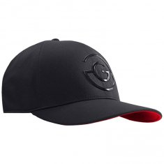 Galvin Green Edge Cap Black/ Red