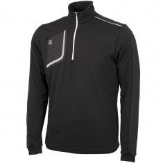 Galvin Green Dwight Pullover Black/White