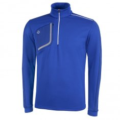 Galvin Green Dwight Pullover Surf Blue/White