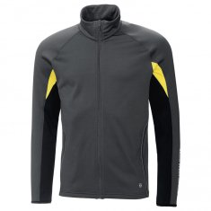 Galvin Green Derek jacket Iron Grey/Black/Yellow