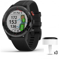 Garmin Approach S62 CT10 Bundle