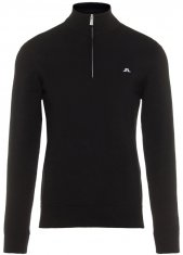 J.Lindeberg Kian Tour Merino Sweater Black