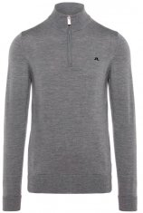 J.Lindeberg Kian Tour Merino Sweater Grey