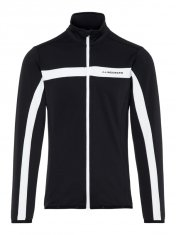 J.Lindeberg Jarvis Brushed Fieldsensor Jacket Black
