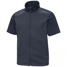 Galvin Green Linus Short Sleeve Jacket Black