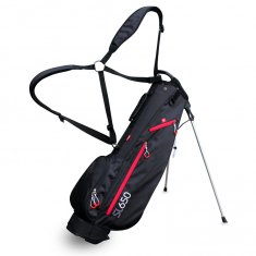 Masters SL650 Stand Bag Black/Red