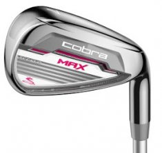 Cobra Max Ladies Irons