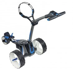 Motocaddy M5 Connect DHC Trolley With 18 Hole Lithium