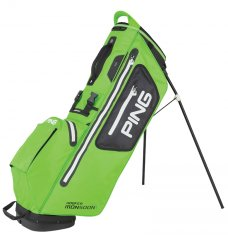 Ping Hoofer Monsoon Stand Bag Electric Lime
