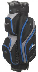Powakaddy Deluxe Edition Cart Bag 2019 Black/Blue