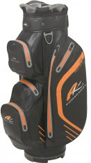 Powakaddy Dri Edition Waterproof Cart Bag 2019 Black/Orange