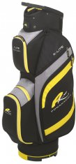 Powakaddy X-Lite Edition Cart Bag 2019 Black/Yellow
