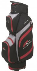 Powakaddy X-Lite Edition Cart Bag 2019 Black/Red