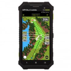 Skycaddie SX500 Golf Rangefinder With Free Accessory