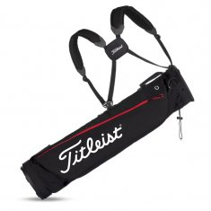 Titleist Carry Bag Black/Red