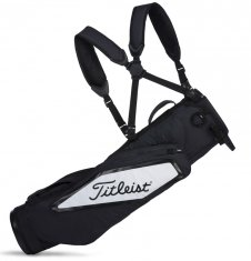 Titleist Premium Carry Bag Black/White