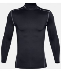 Under Armour Cold Gear Compression Mock Black