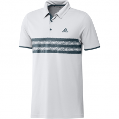 adidas Core Golf Polo Shirt White/Navy