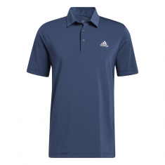 adidas Ultimate365 Solid Golf Polo Shirt Navy