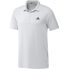 adidas Ultimate365 Solid Golf Polo Shirt White