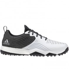 Adidas Adipower 4orged S Black/ White B37173